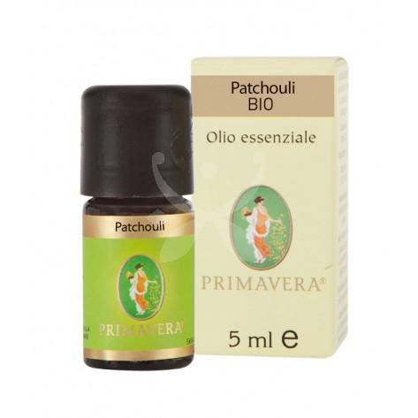 Olio Essenziale di Patchouli Biologico 5ml