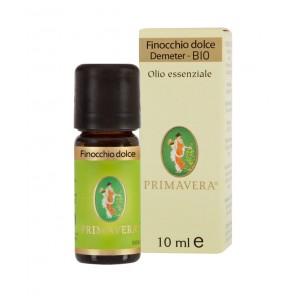 Olio Essenziale di Finocchio Dolce Bio Demeter 10ml