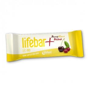 Lifebar Plus - Mirtillo + Maca + Baobab