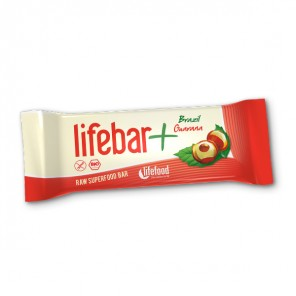 Lifebar Plus - Noci Brasiliane + Guaranà