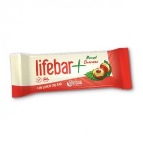 Lifebar Plus - Noci Brasiliane + Guaranà