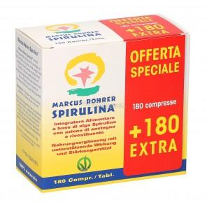 SPIRULINA MARCUS ROHRER 180 + 60 Compresse