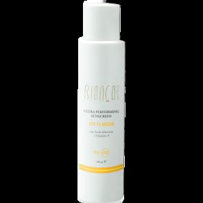 Ultra performing Sunscreen SPF15